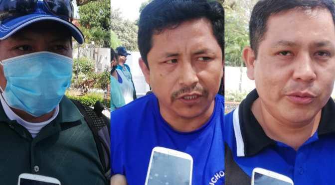 Dirigentes afines al MAS piden a opositores no convulsionar el país