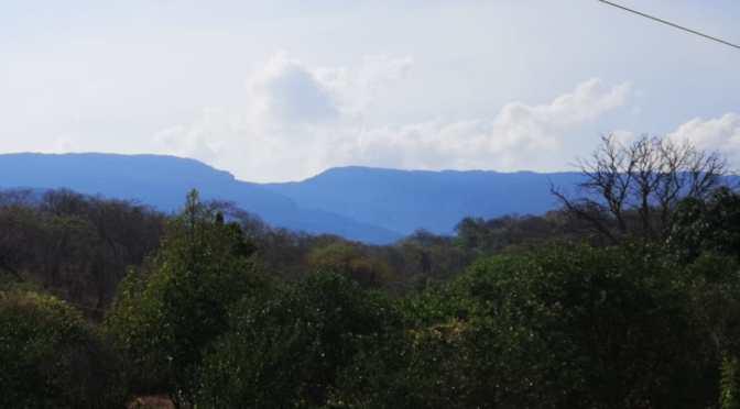 El Aguaragüe sin incendios: Realizarán hoy un rastrillaje para verificar que quede brasas