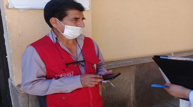"""Sedes realizara el colocado de """"larvitrampas"""" para la detección del Dengue"""
