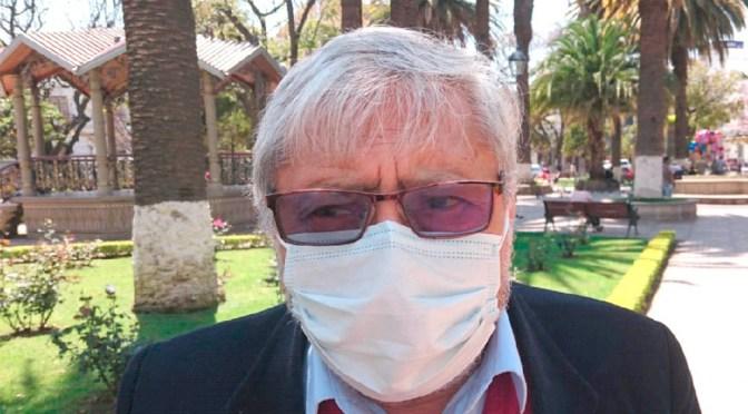 Colegio Médico teme preocupación por un posible rebrote del coronavirus en Tarija