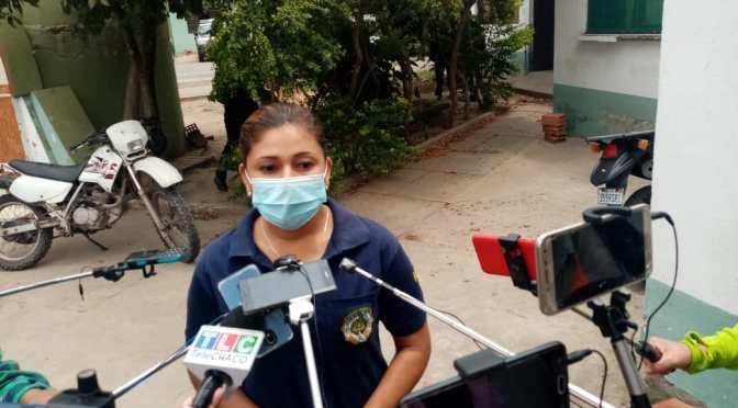 Mujer policía agredió violentamente a su ex pareja en Yacuiba