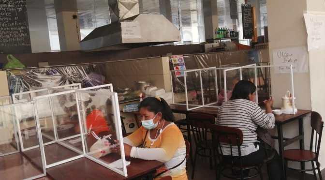 Sectores de desayunos y comidas en mercado municipales retoman atención