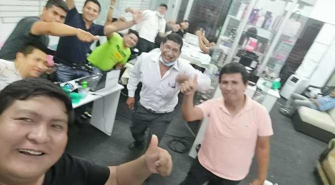 """Quecaña sobre la victoria virtual de Arce: """"El Chaco ha ganado en estas elecciones"""""""