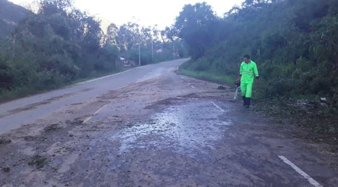 Transporte: Reduce presupuesto para mantenimiento de caminos en un 37%
