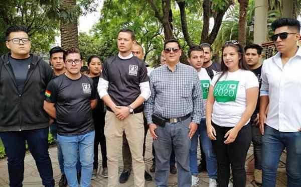 Candidato de Libre 21 anunció para hoy la llegada de Jorge «Tuto» Quiroga a Tarija