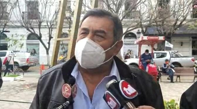 Volqueteros piden evitar la confrontación en el país y trabajar en el desarrollo de Tarija