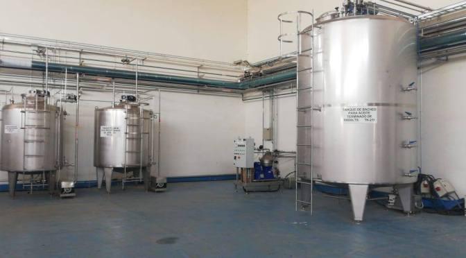Industria: Empresarios israelíes muestran interés por la procesadora de cítricos
