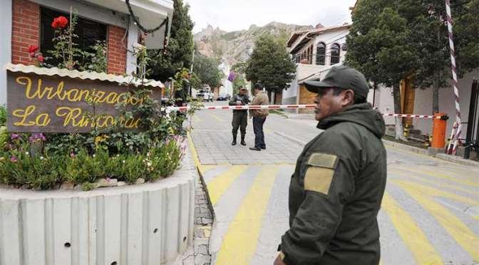 Longaric deja en manos de nuevo gobierno el asilo de exministros en embajada de México