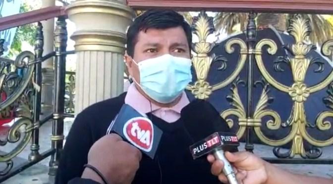 Cívico dice que es responsabilidad de la Asamblea que Tarija cuente con una Ley Electoral para las subnacionales