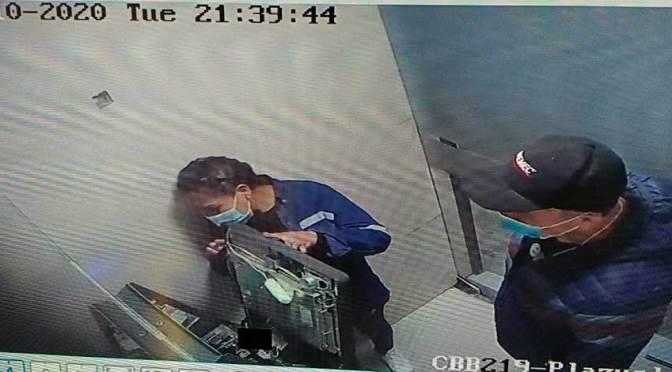 Detienen a sospechosas de violentar cajeros y retirar dinero usando un dispositivo electrónico