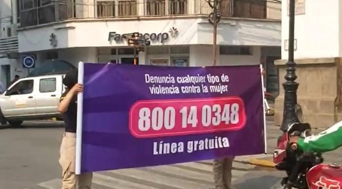 Tarija se acerca a los dos mil casos de violencia registrados en la Felcv