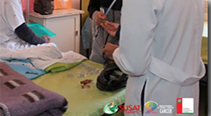 El Susat apoya a pacientes con cáncer para su traslado al centros de salud