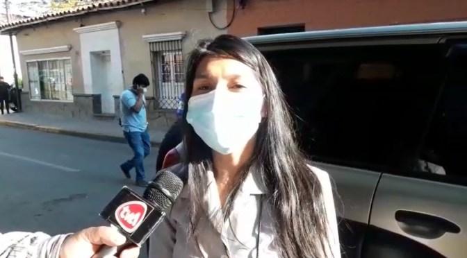 Presidenta del TED Tarija asegura que está garantizada transparencia del proceso electoral