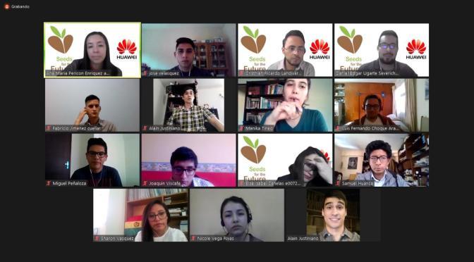Estudiante de la UPDS Tarija representa a Bolivia en programa internacional de tecnología de Huawei