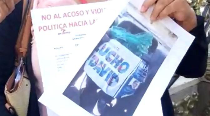 Concejales de San Lorenzo denuncian acoso y uso indebido de bienes del alcalde Ávila