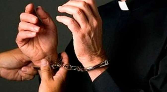 La Felcv detiene a párroco denunciado por abuso sexual