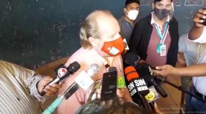 Oliva pide a la población no alarmarse por la suspensión del Direpre