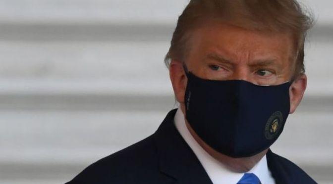 Trump anuncia que saldrá del hospital a las 18:30 y pide no temer al Covid-19