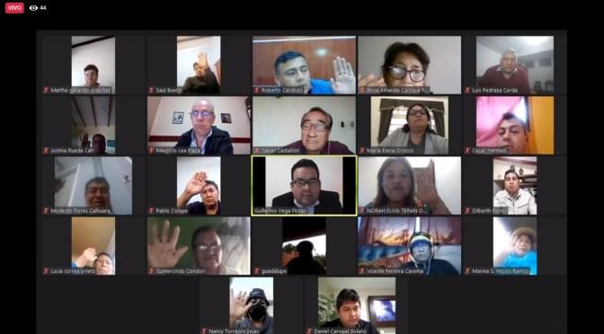 Urgente: Declaran fundadas las observaciones del gobernador Adrián Oliva a la Ley Electoral