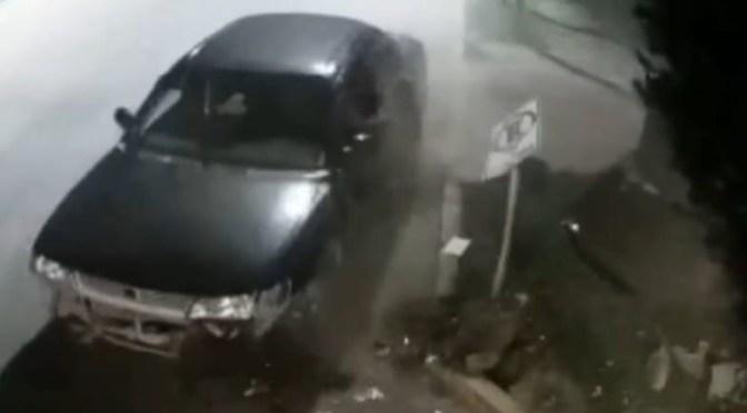 Chofer deja en orfandad a dos niños, tras perder la vida en un accidente