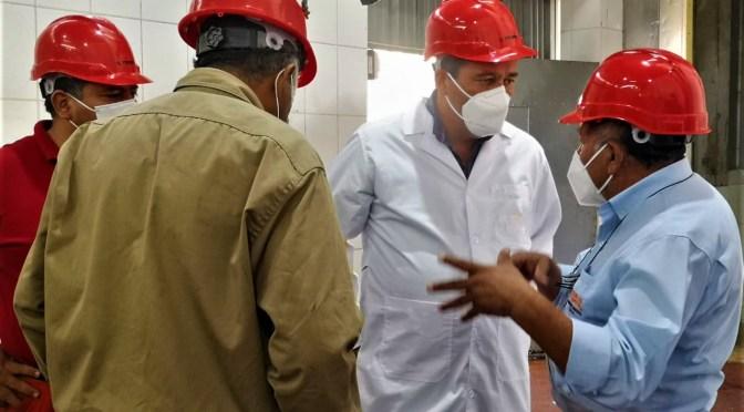 Estudio de Planta de tratamiento del Matadero Municipal será entregado en diciembre