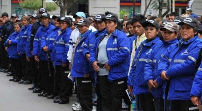 Plantean restablecer el programa de las Brigadas Barriales en Tarija
