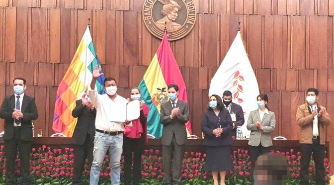 ¿Usted conoce a los diputados y senadores que representan a Tarija?