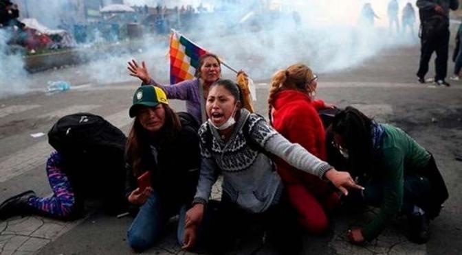 Expertos de la CIDH llegaran a Bolivia para realizar informe sobre Sacaba y Senkata