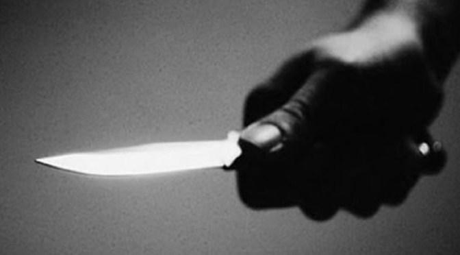 Hombre mata a puñaladas a una menor de 17 años