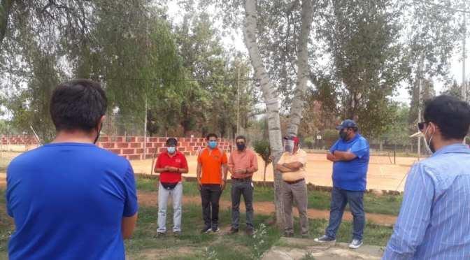 Municipio de Cercado autoriza el funcionamiento de Escuelas de Fútbol