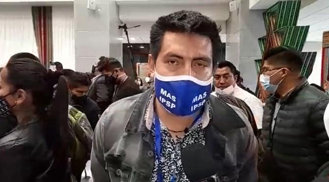 Dirigente lamenta que Tarija no fue tomada en cuenta en el gabinete de ministros de Luis Arce