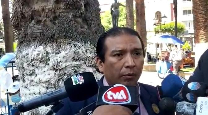 Ley Electoral: Velasco dice que buscaron garantizar la democracia y no obstaculizarla