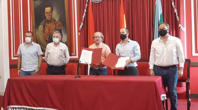 Gobernación y LR Group Adama acuerdan trabajar para fortalecer el sistema productivo agroindustrial de Tarija