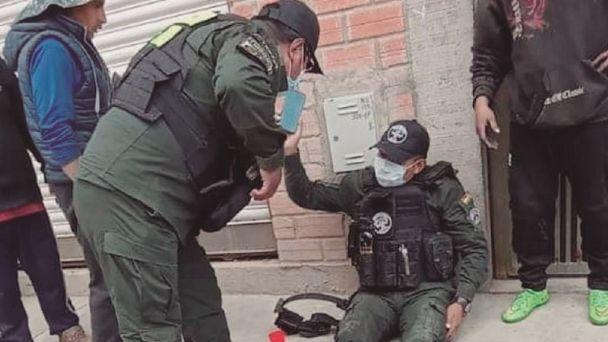 Atrapan a dos presuntos atracadores que hirieron a dos policías