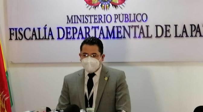 Fiscalía pidió a Migración informar si Murillo y López salieron del país