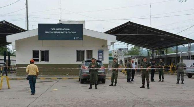 Desde Argentina confirman que no hay fecha para la apertura de frontera