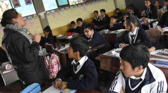 Magisterio rural plantea iniciar clases el 1 de febrero