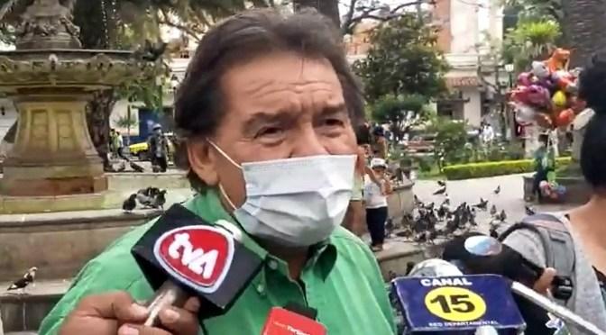 La cámara minera rindió homenaje póstumo al destacado tarijeño Freddy Paredes
