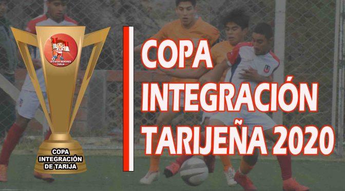 """Arranca la """"Copa Integración Tarijeña"""""""
