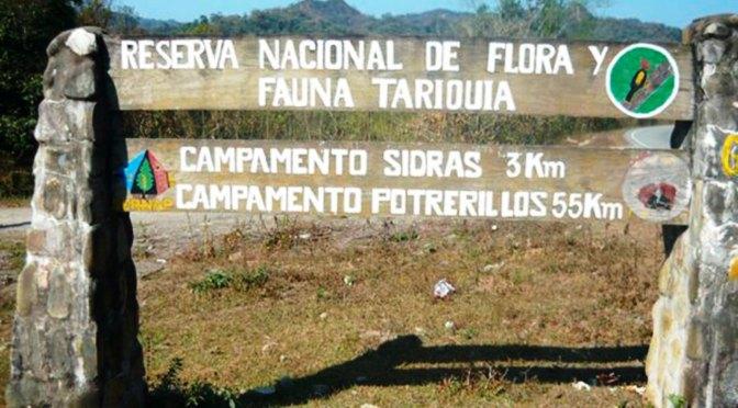 Diputada Baldivieso: Mientras estén vigentes contratos petroleros continúa en riesgo Tariquía