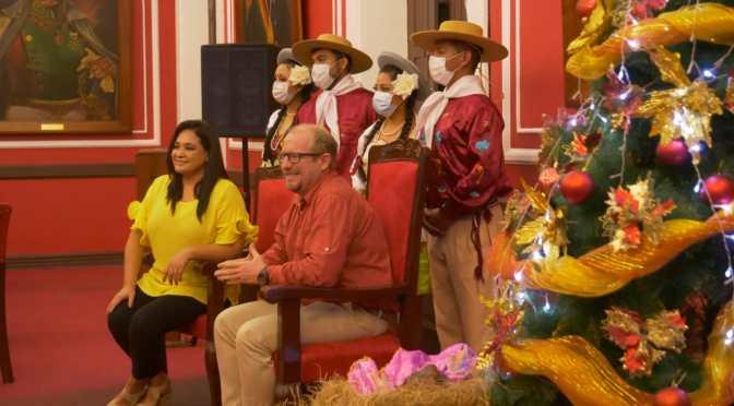 Gobernador Oliva brinda mensaje de esperanza para las familias tarijeñas