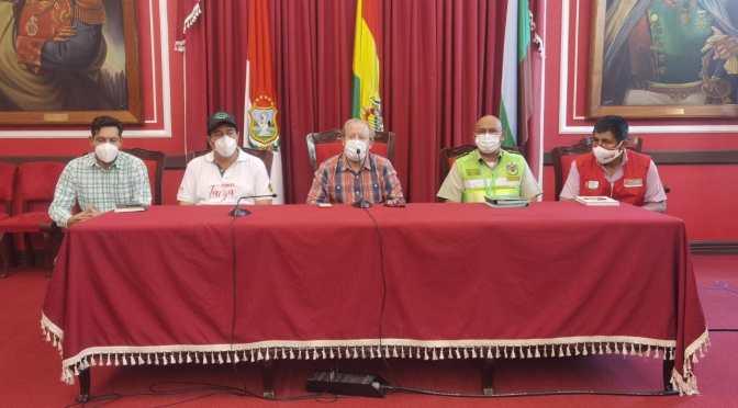 Prohíben las fiestas públicas y privadas para fin de año en Tarija