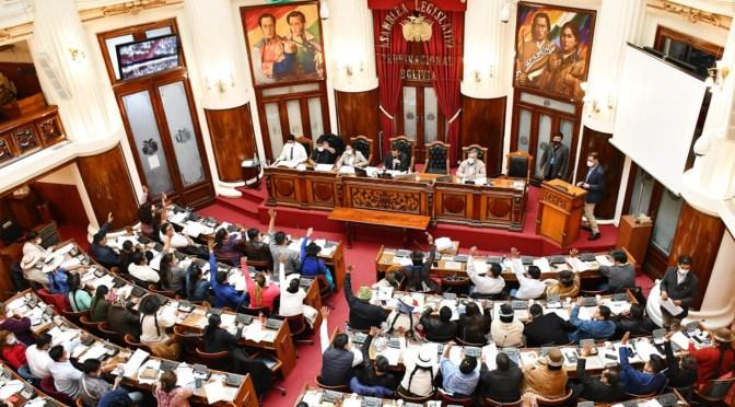 Rosas no ve voluntad en legisladores oficialistas para aprobar ampliación de diferimiento