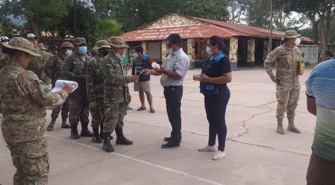 Fedjuve distribuye 5 mil dosis de ivermectina en Villa Montes