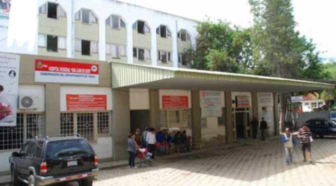Terapia intensiva del HRSJD Tarija llega al tope con una sepa más fuerte que la anterior