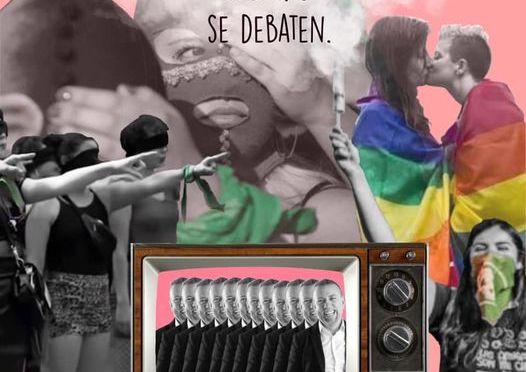 """Colectivo feminista llama a Virginio Lema """"facho, macho y opa"""""""