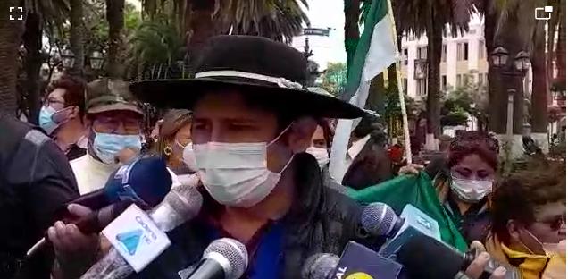 INRA en Tarija dilata problemas internos del MAS