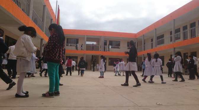 Piden intervenir a autoridades de educación por cupos para niños de Tablada Sud