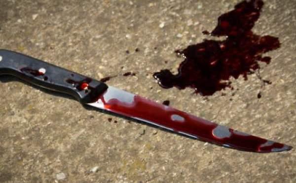 Un sujeto apuñala a un albañil, además le cortó un pedazo de su oreja