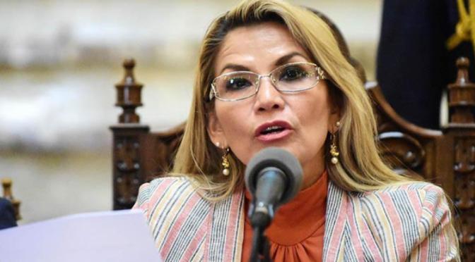 Tuto y Añez cuestionan discurso de Arce y Doria Medina dice que se justifica culpando a los demás